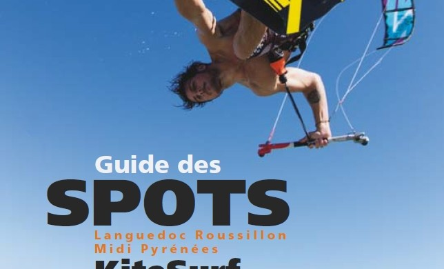 GUIDE DES SPOTS KITE KLR 2016