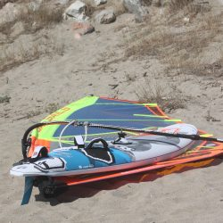 Windsurf Test 2017 Tabou – Gaastra