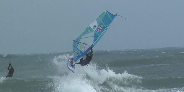 Ben au Surf Windsurf | Session Marin Port Leucate | Le Blog Surfone