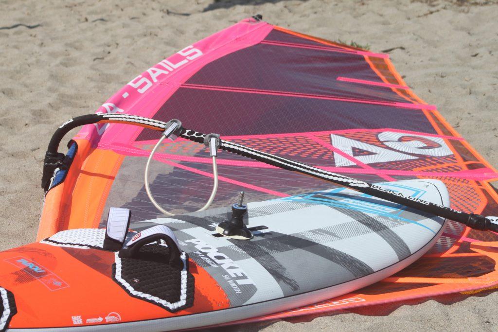 Windsurf Test 2017 Tabou Pocket 87- Gaastra IQ 4.5 | Windsurf Test | Le Blog Surfone
