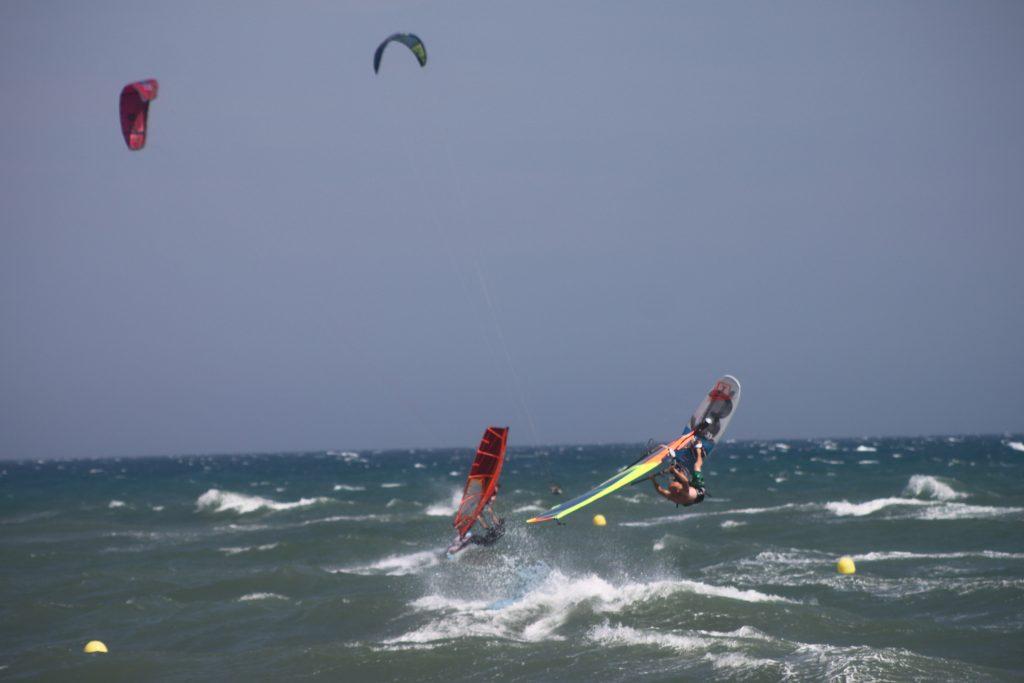 Windsurf Test 2017 Tabou 3S 87 IQ 4.5 Dionis Pahin en Backloop | Windsurf Test | Le Blog Surfone