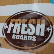 Sup Fresh Board ID WOOD | fresh Board Sup | Le Blog Surfone