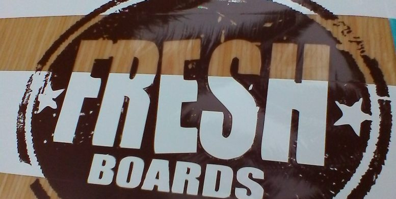 Sup Fresh Board ID WOOD | fresh Board Sup | Le Blog Surfone
