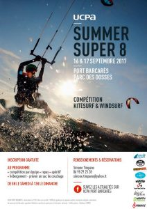 Summer Super 8 - UCPA 2017